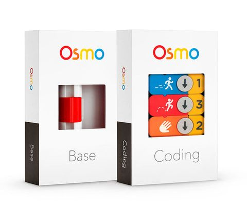 "<p>Osmo combines an iPad app and interactive blocks to bring coding games to ages five and up. <a href=""https://www.amazon.co.uk/Apple-iPad-2017-32GB-Wi-Fi/dp/B06Y48769F/ref=sr_1_1?ie=UTF8&qid=1502899702&sr=8-1&keywords=ipad"" data-tracking-id=""recirc-text-link"">The iPad</a> can 'see' the objects in front of it thanks to Osmo's proprietary Reflective AI technology, developed by former Google software engineers.</p><p>The game allows kids to guide Osmo's character, Awbie, on magical journeys by arranging the blocks in sequences of actions. Each physical code block contains a unique command that can be sequenced with other commands. Combined with parameter, loop, and boolean (if-then) blocks, kids can easily make complex sequences for Awbie to follow.<br></p><p><strong data-redactor-tag=""strong"">Plus points: </strong>Combination of physical and digital 'code' enables development of social, cognitive and motor skills and also stimulates creative thinking. Wide range of games engages different ages.</p><p><span class=""redactor-invisible-space"" data-verified=""redactor"" data-redactor-tag=""span"" data-redactor-class=""redactor-invisible-space""><strong data-redactor-tag=""strong"">Ideal age: </strong>5-12</span></p><p><strong data-redactor-tag=""strong"">Buy now: <a href=""https://www.playosmo.com/en-gb/shopping/"" data-tracking-id=""recirc-text-link"">£129, Play Osmo</a></strong></p>"