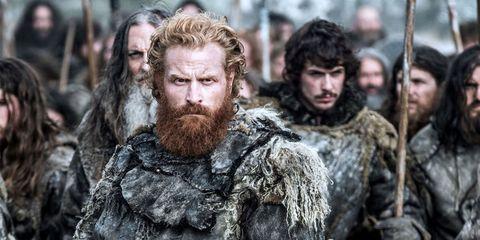 Tormund in Game of Thrones