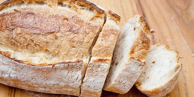 You've been slicing bread all wrong, apparently
