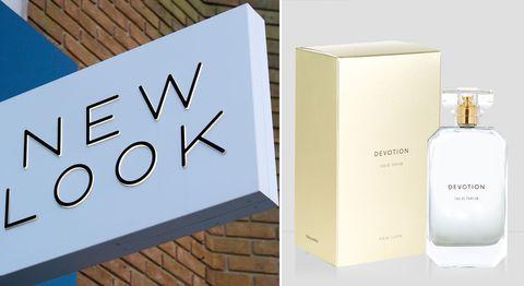 New Look perfume