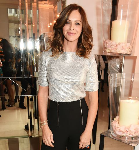 Trinny Woodall shares bizarre slimming trick to firm skin and 'break down fat'