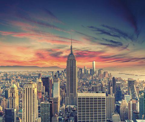 Cityscape, Metropolitan area, City, Urban area, Sky, Metropolis, Skyline, Daytime, Skyscraper, Landmark,