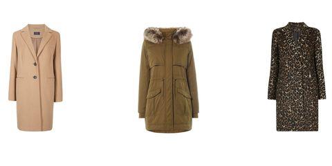 Best supermarket coats