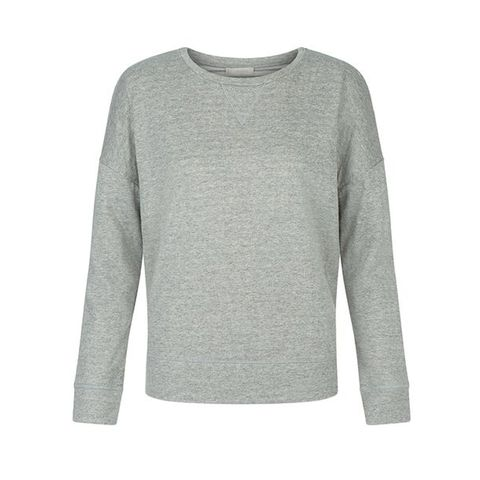 Clothing, Sleeve, Long-sleeved t-shirt, White, T-shirt, Sweater, Outerwear, Grey, Jersey, Top,