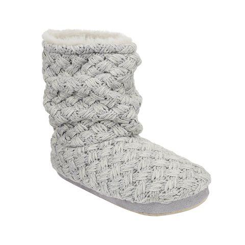 Footwear, White, Shoe, Boot, Snow boot, Beige, Slipper,