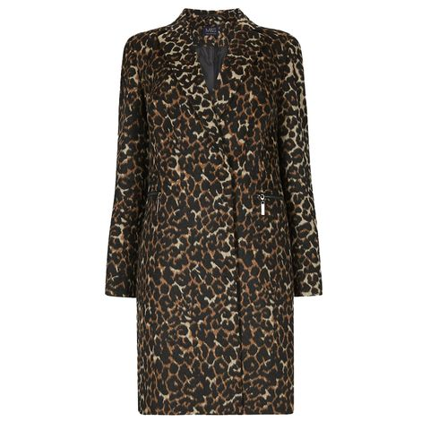 Clothing, Outerwear, Coat, Brown, Trench coat, Sleeve, Overcoat, Dress, Collar, Pattern,