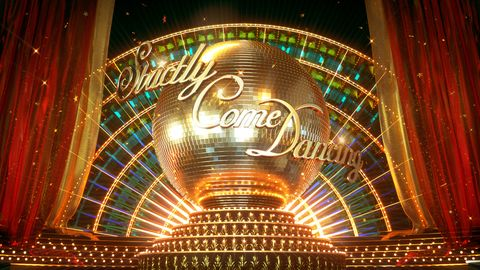 Strictly Come Dancing 2017 logo