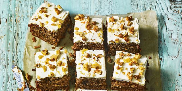 Mary Berry Carrot Cake Recipe How To Make Carrot And Walnut Cake