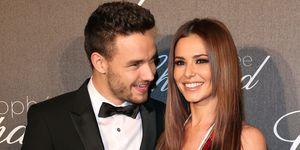 Liam Payne and Cheryl