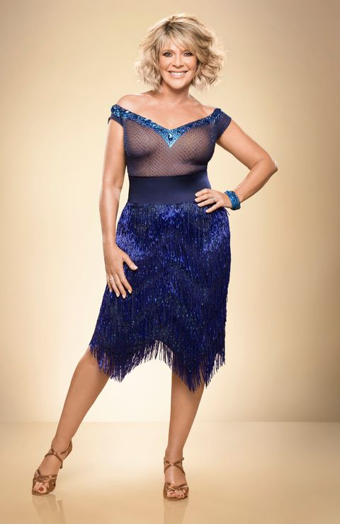 Ruth Langsford Gets Strictly Tips From Ex Contestants Lisa ...