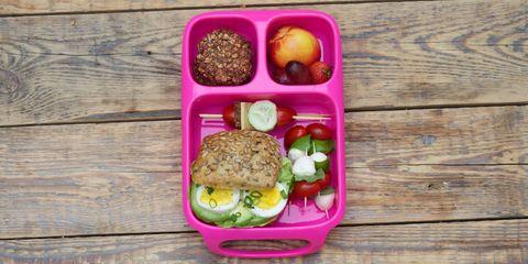 healthy children's lunchbox