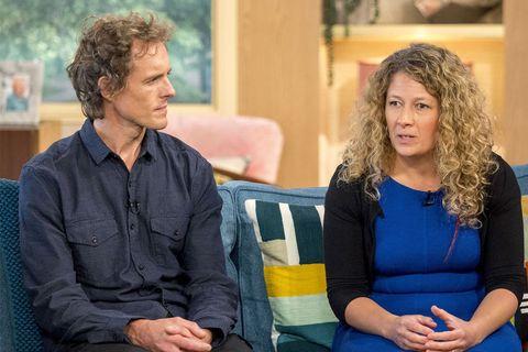 Nigel and Sally Rowe