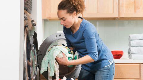 Household chores burning calories