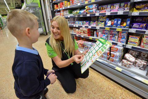 Asda launches incentive for autistic children
