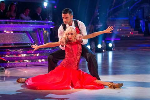 Strictly Come Dancing 2017 - week 1 - Debbie McGee & Giovanni Pernice