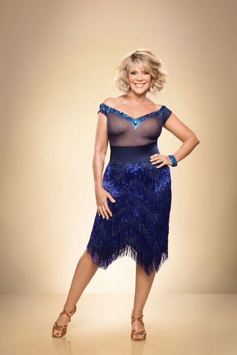 Ruth Langsford, Strictly Come Dancing 2017