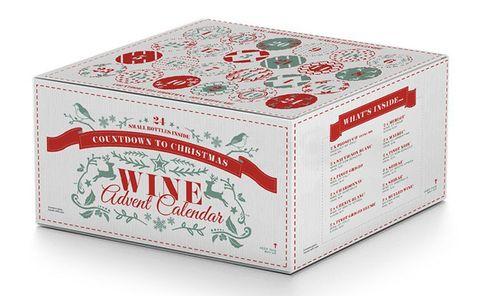 Iceland wine advent calendar
