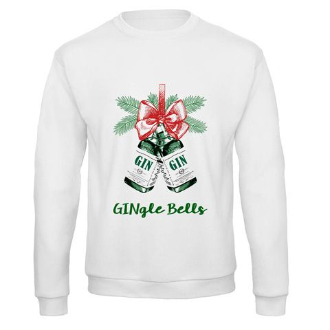 NOTHS gingle bells jumper