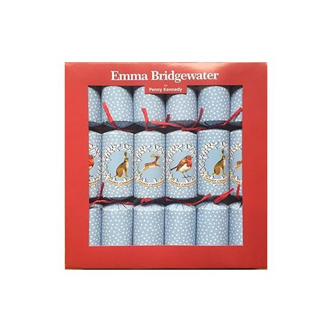 Best christmas crackers image emma bridgewater snowstorm wreath animal christmas crackers solutioingenieria Images