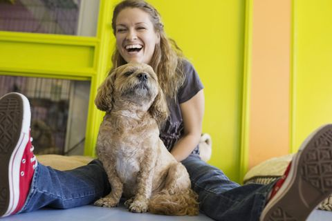 An expert has confirmed that dogs DO understand how much we love them