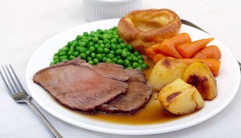 yougov survey roast dinner