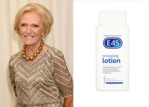 Mary Berry E45 cream
