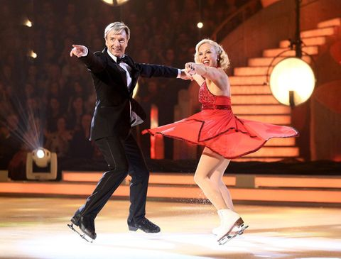 This is who will play Torvill and Dean in new ITV biopic