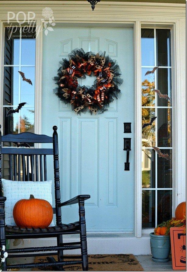 Pumpkins Polystyrene or Papier Mache Plain Halloween Party Decorations Craft
