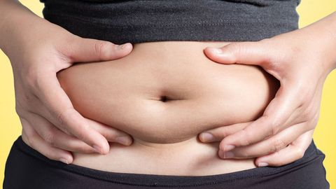 10 things nobody tells you about trying to get a flat belly after 40