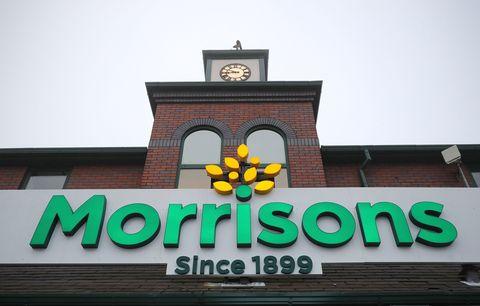 Morrisons shop
