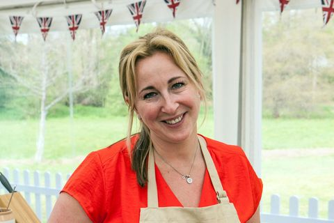 Stacey Hart Great British Bake Off
