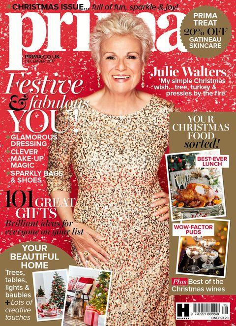 Prima December 2017 cover