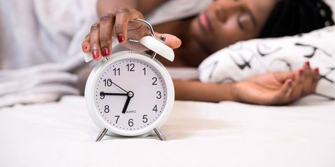The reason you struggle to get up in the morning might have nothing to do with being tired