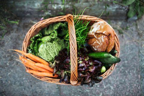Fruits vegetables healthy food diet living wellness