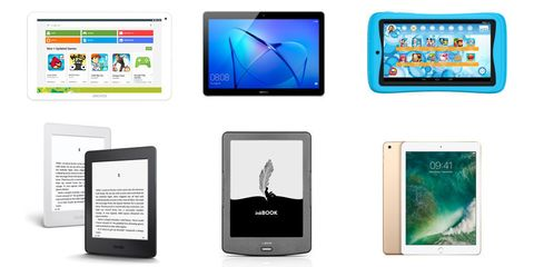 Best tablets and e-readers