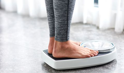 Image result for woman on scales