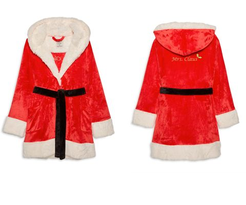 Primark Mrs Claus dressing gown