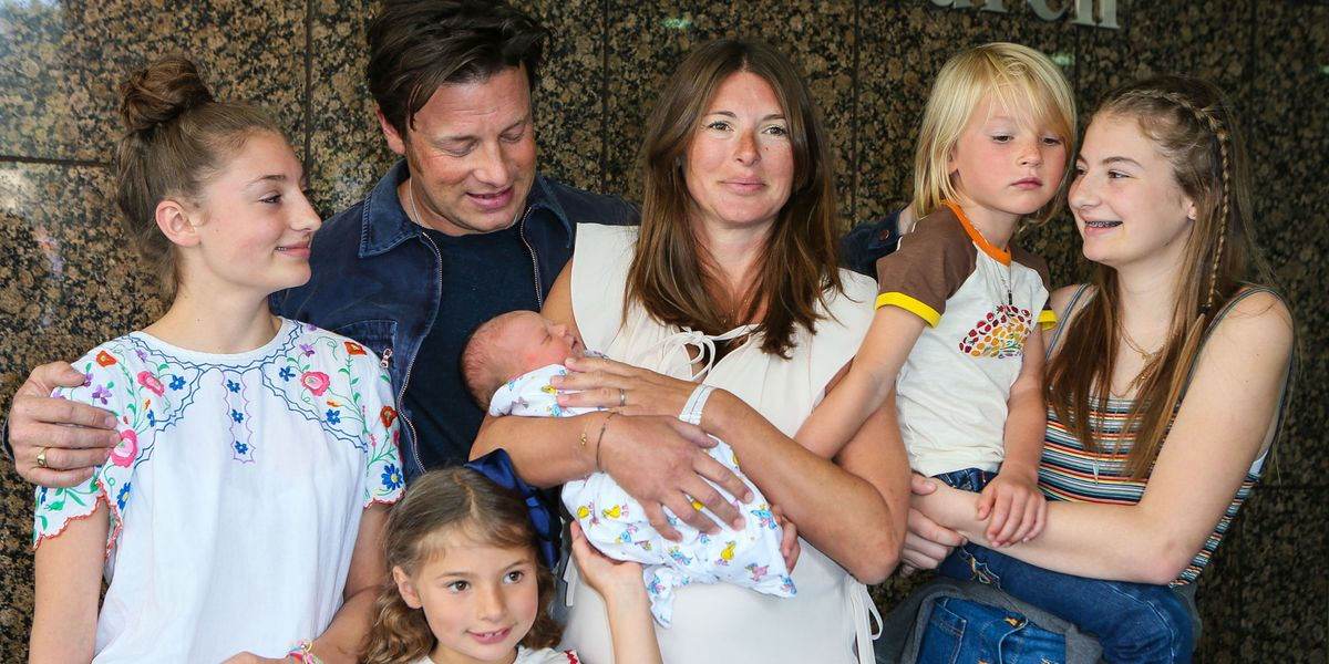Jamie Oliver introduces new family member and fans are surprised
