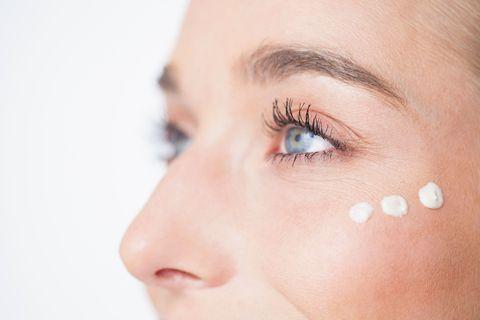 Face, Eyebrow, Eyelash, Nose, Skin, Eye, Cheek, Close-up, Forehead, Head,