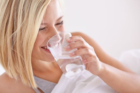 Why you should drink a glass of water in the morning