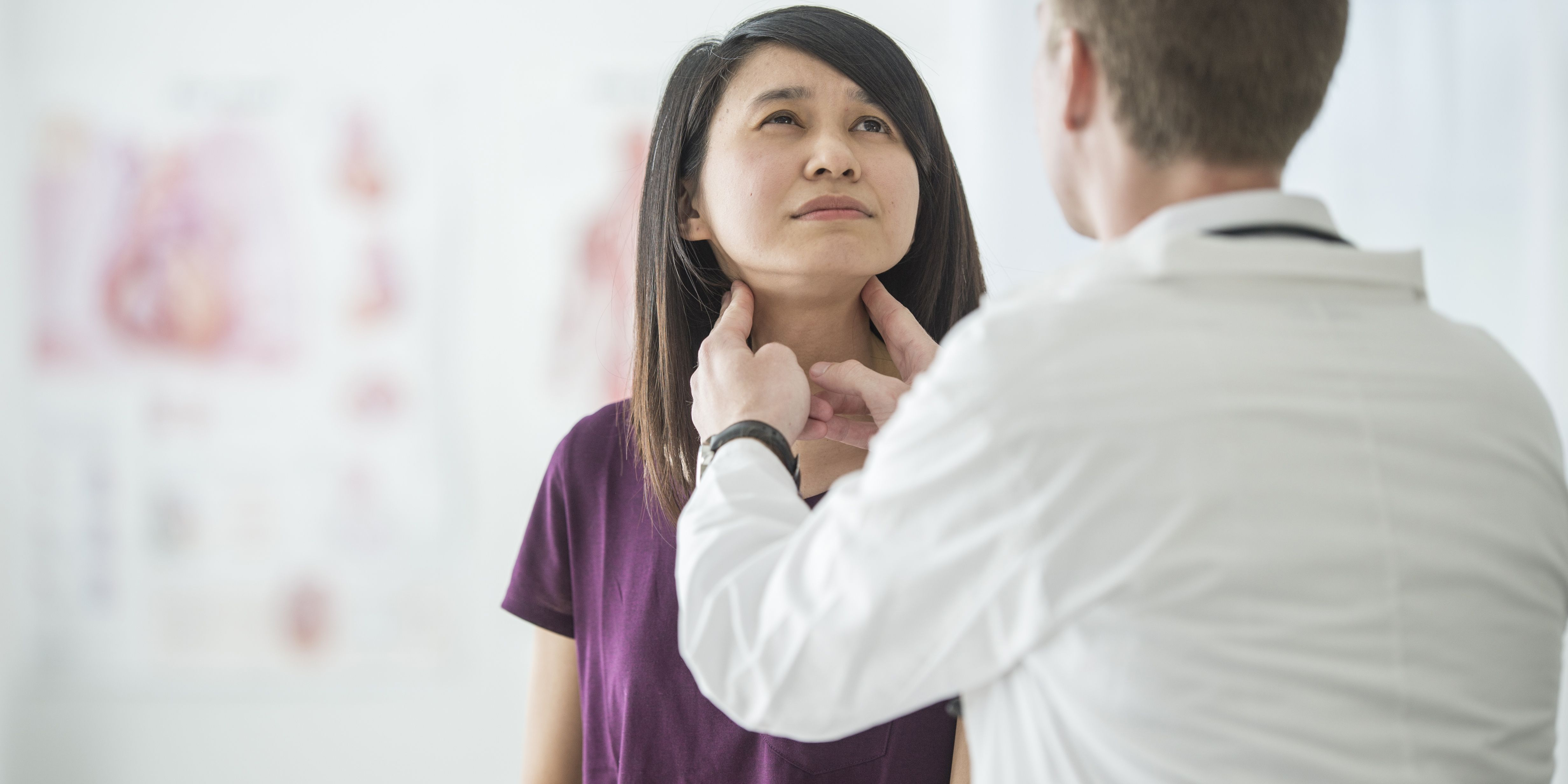 "<p>The butterfly-shaped gland, which lives in the base of your neck, is frequently associated with everything from fatigue to excess pounds –<span class=""redactor-invisible-space""> </span>for good reason. 'Thyroid hormones affect nearly every organ and process in the body,' says Angela Leung, M.D., assistant clinical professor of medicine in UCLA's Division of Endocrinology. How it works: Thyroid-stimulating hormone (TSH), released by the brain's pituitary gland, tells the thyroid to produce and release thyroxine (<span data-verified=""redactor"" data-redactor-tag=""span"">T4</span>). You metabolis<span>e </span><span data-verified=""redactor"" data-redactor-tag=""span"" style=""background-color: initial;"">T4</span><span> into a more usable form, </span><span data-verified=""redactor"" data-redactor-tag=""span"" style=""background-color: initial;"">T3</span><span>, which goes out into the body to accomplish its mile-long to-do list.</span></p><p><span class=""redactor-invisible-space"" data-verified=""redactor"" data-redactor-tag=""span"" data-redactor-class=""redactor-invisible-space""></span></p>"