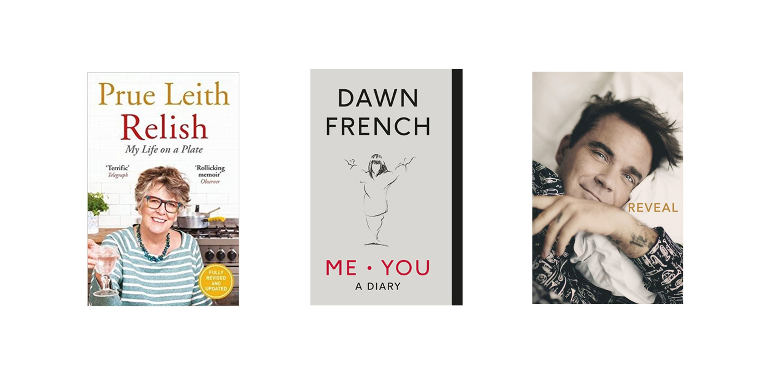 Best autobiographies and biographies to buy now: Best memoirs and  biographies