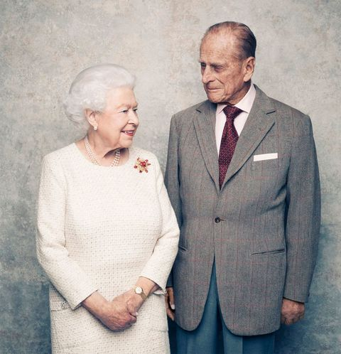 The Queen and Prince Philip 70th anniversary