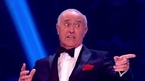 Len Goodman, Strictly Come Dancing panel