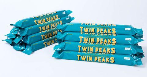 Poundland Twin Peaks chocolate bar