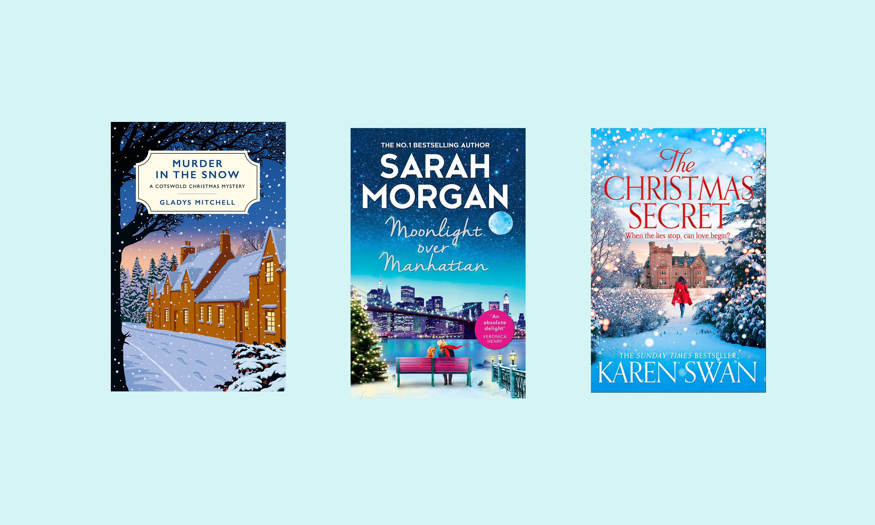 the best christmas books festive reads to get you ready for the holiday season - Christmas Mystery Books
