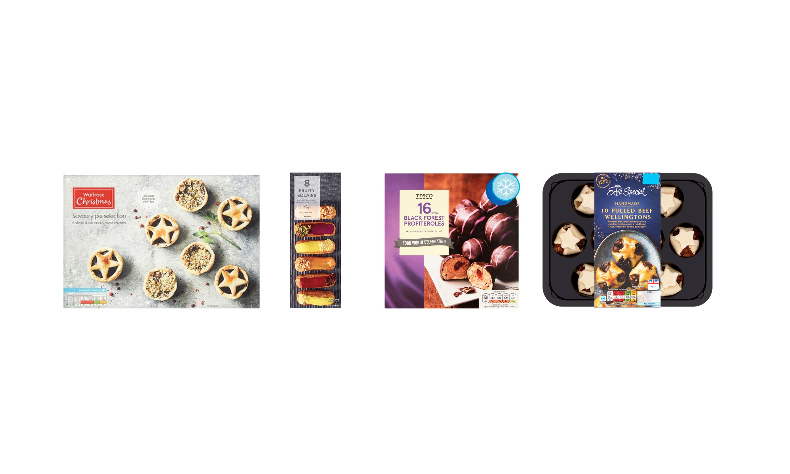 Best Christmas Party Food: Best Festive Canapés For Christmas Parties