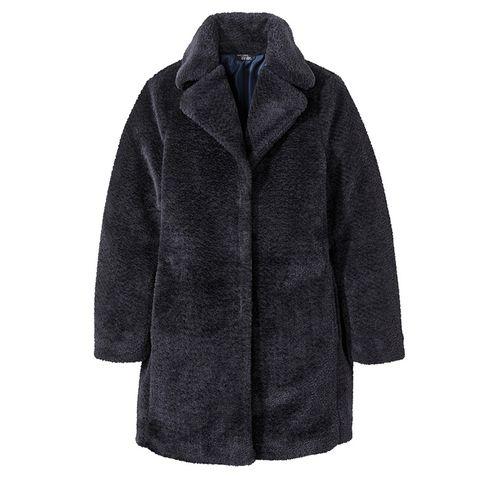 Clothing, Outerwear, Coat, Sleeve, Overcoat, Jacket, Fur, Hood, Collar, Parka,