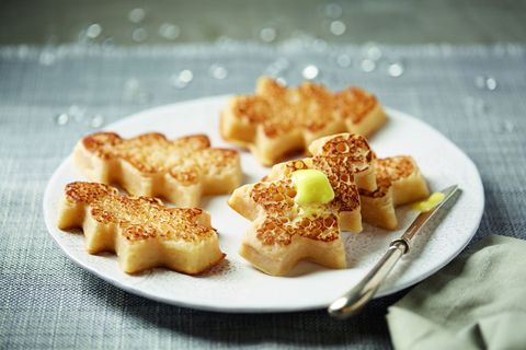Aldi Is Launching Christmas Tree Crumpets!