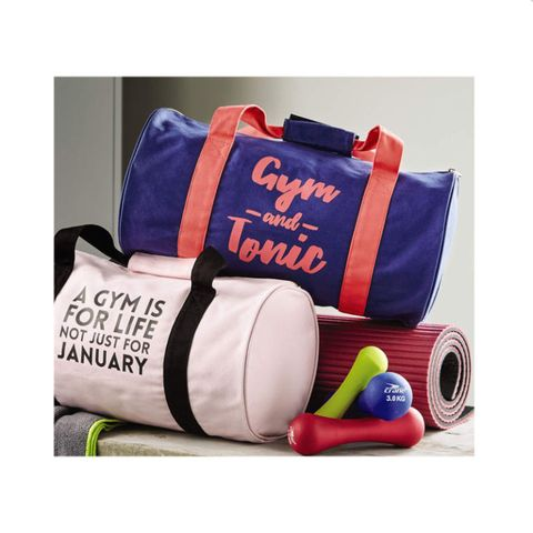 2fac069d486af Aldi's Launching An Affordable Fitness Range – Gym n Tonic Gym Bag ...